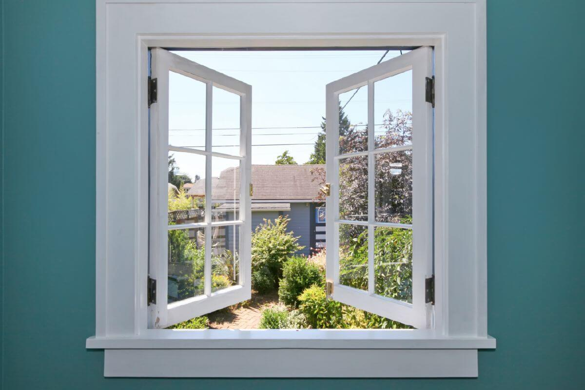 Aluminium Window Casement Dorset