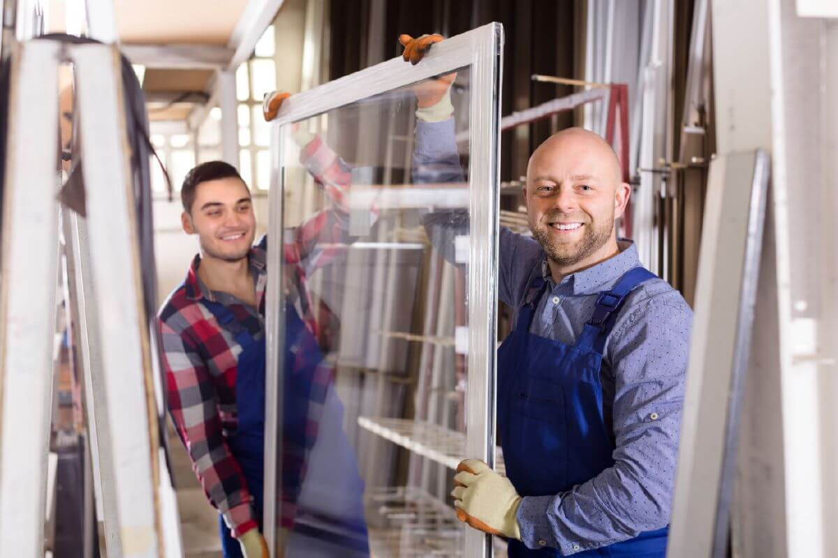 Aluminium Window Repairs Dorset